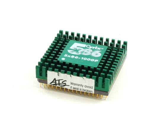 Vintage CPUs