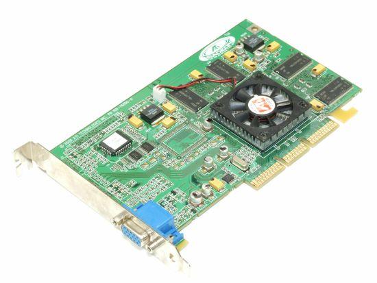 AGP Graphics Cards ATI
