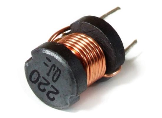 Inductors / Spulen