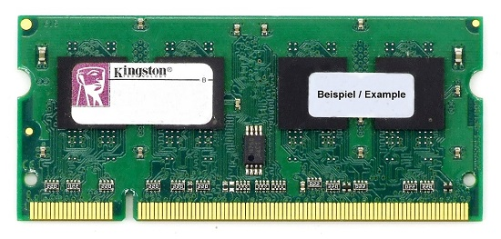 1GB Laptop DDR2-RAM