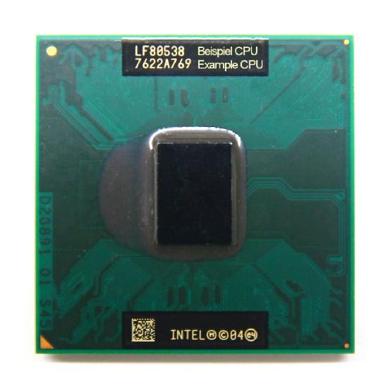 Intel Core 2 Duo CPUs