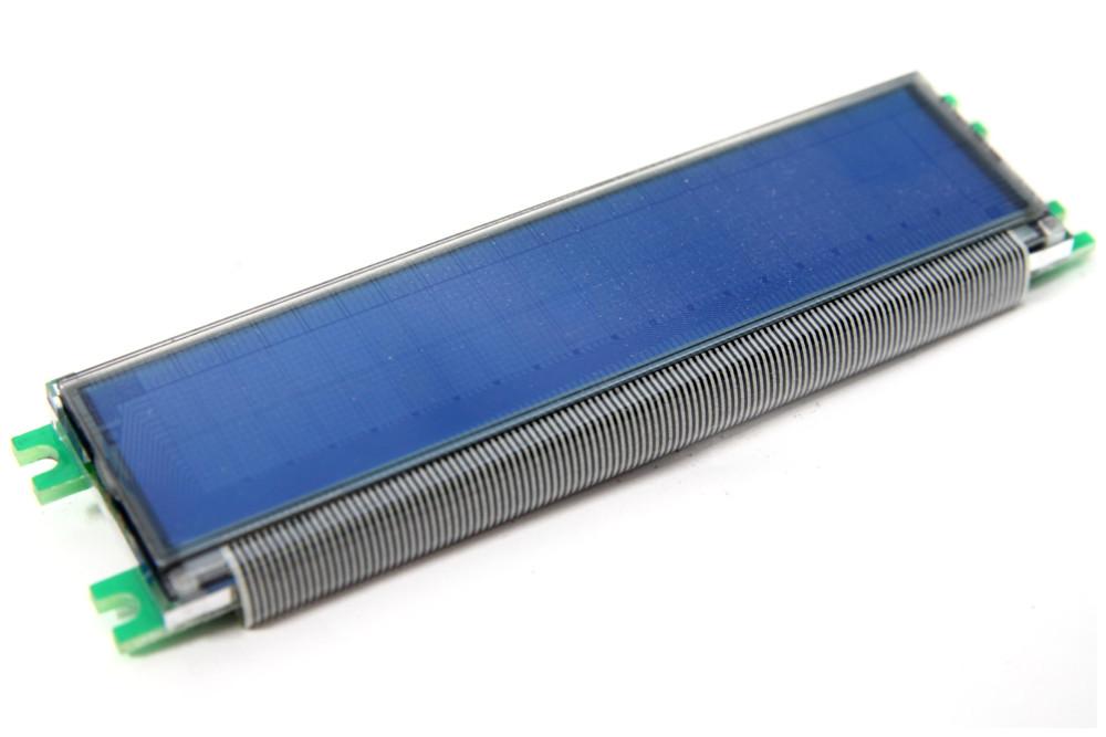 LCM 2002B LCD Display Module Screen 20X2Character Anzeige blue backlight HD44780 4060787075420