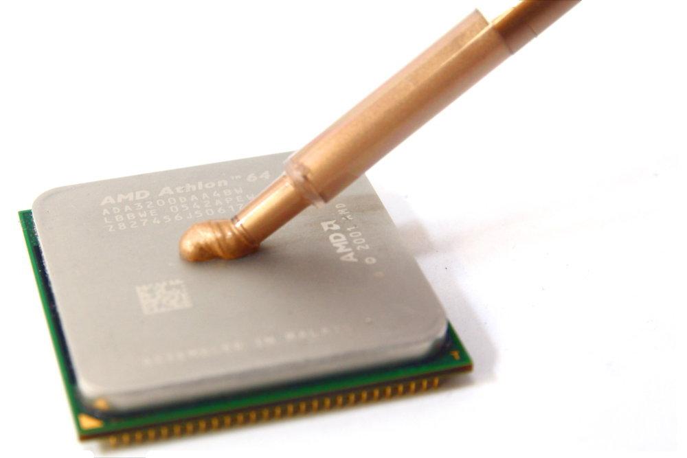 10x Gold CPU Processor Wärmeleit-Paste Thermal Grease Heat-sink GPU WLP WLP VGA 4060787102560