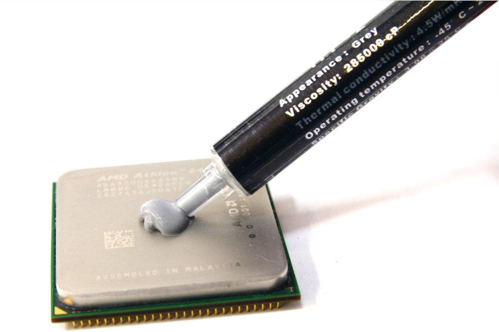 3.5g Super High Performance CPU Wärmeleit-Paste 4.5W/mK Thermal Grease Compound 4060787102577
