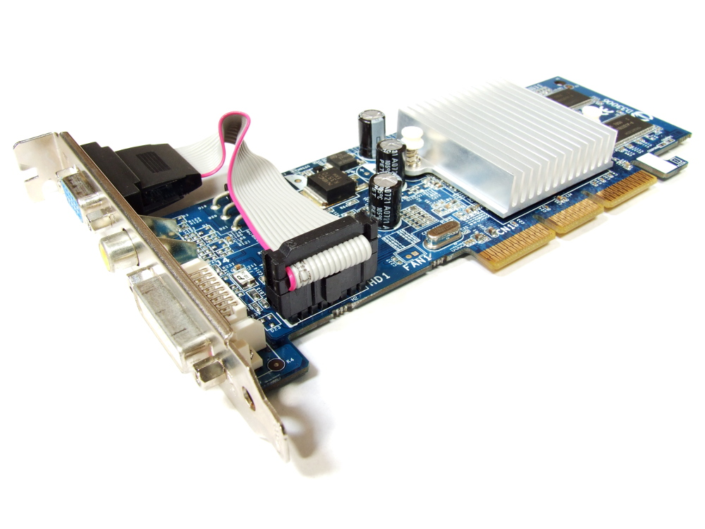 FX5200 AGP8X 128MB TV-OUT DVI DRIVER DOWNLOAD