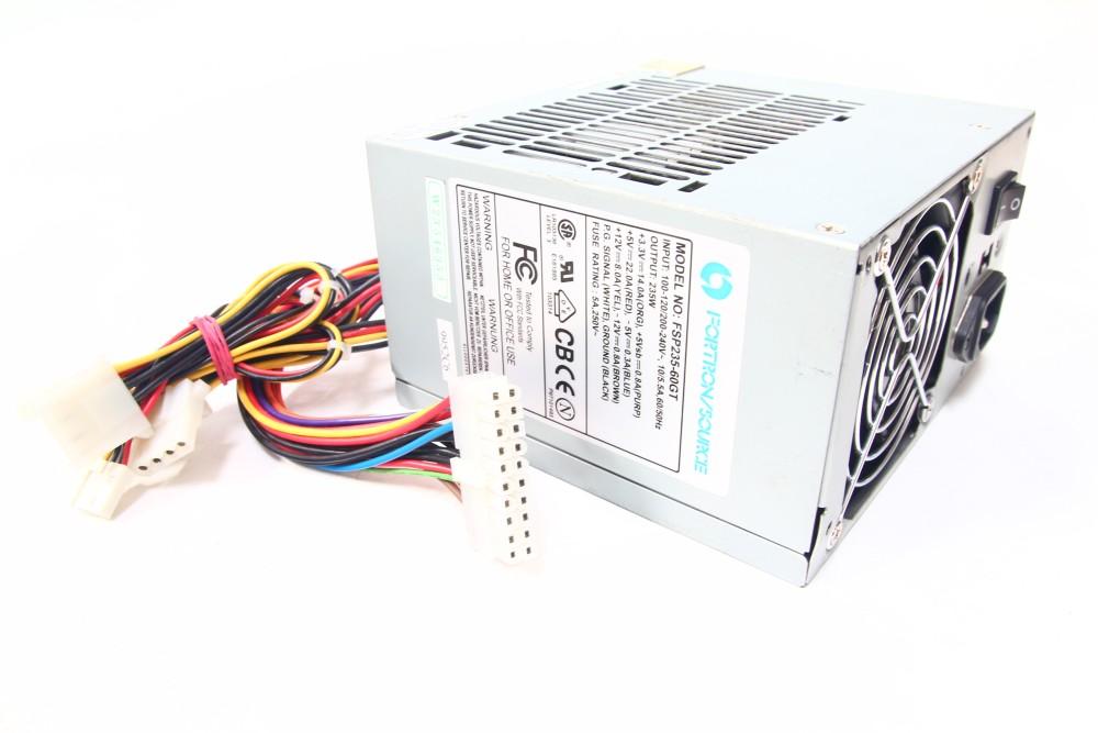 Fortron-Source-FSP235-60GT-235Watt-ATX-Desktop-PC-Netzteil-Power-Supply-80mm-Fan