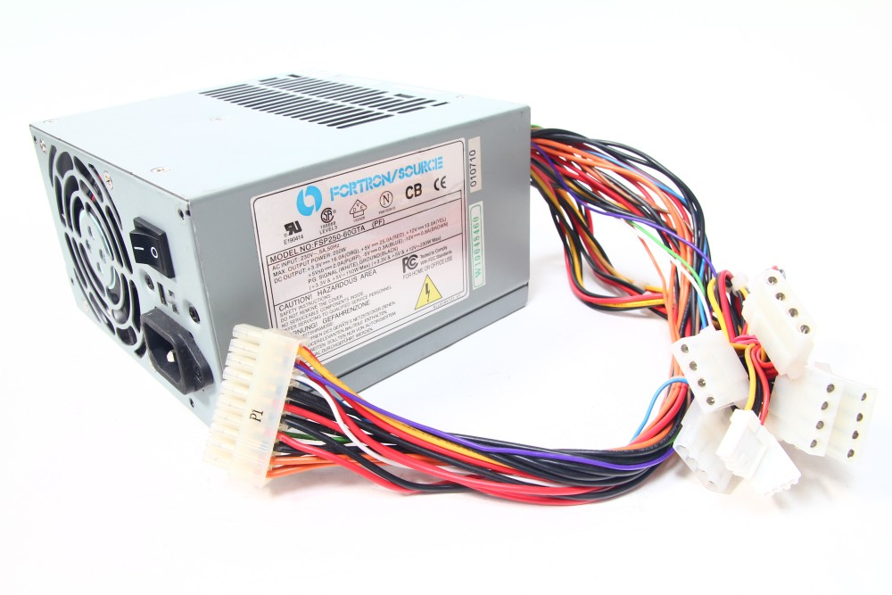 FSP Fortron/Source FSP200-60GTA (PF) 200W ATX Netzteil / Power ...