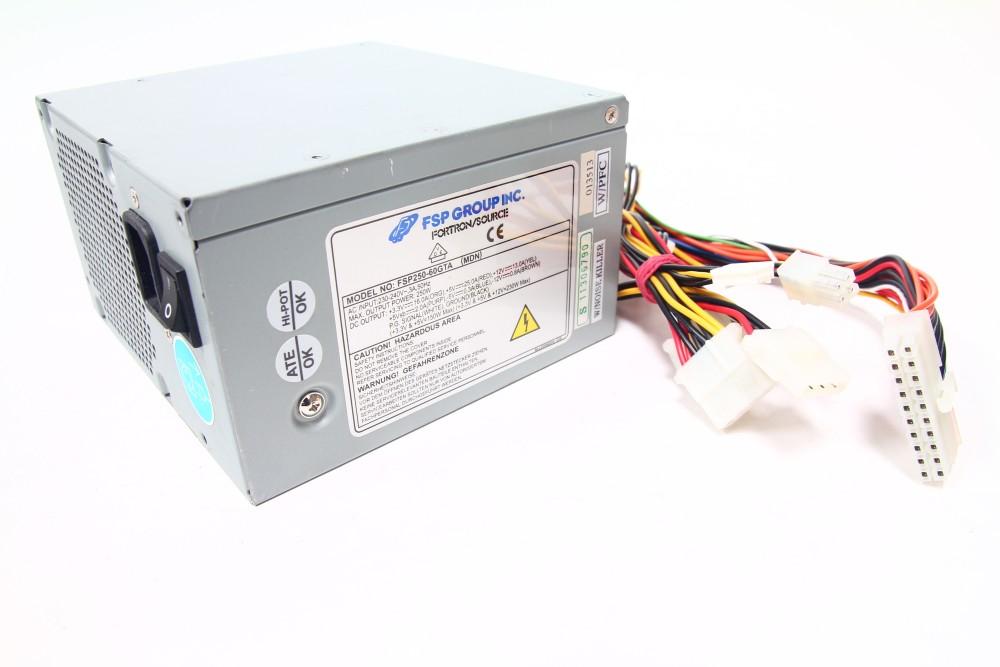 FSP Fortron/Source FSP250-60GTA (MDN) 250W ATX PC Netzteil / Power ...
