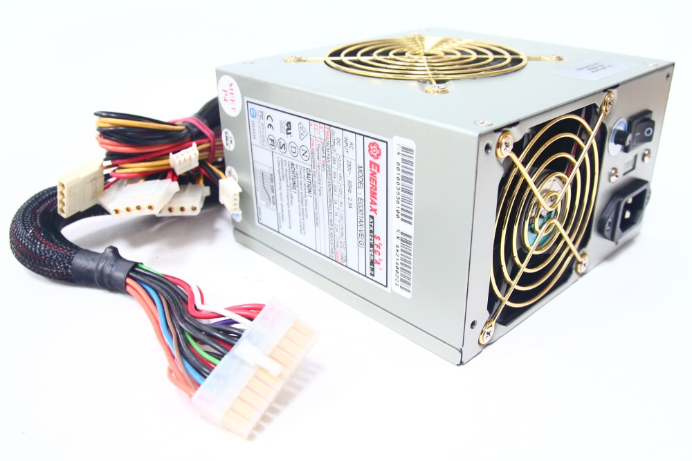 how to know the power supply of my computer