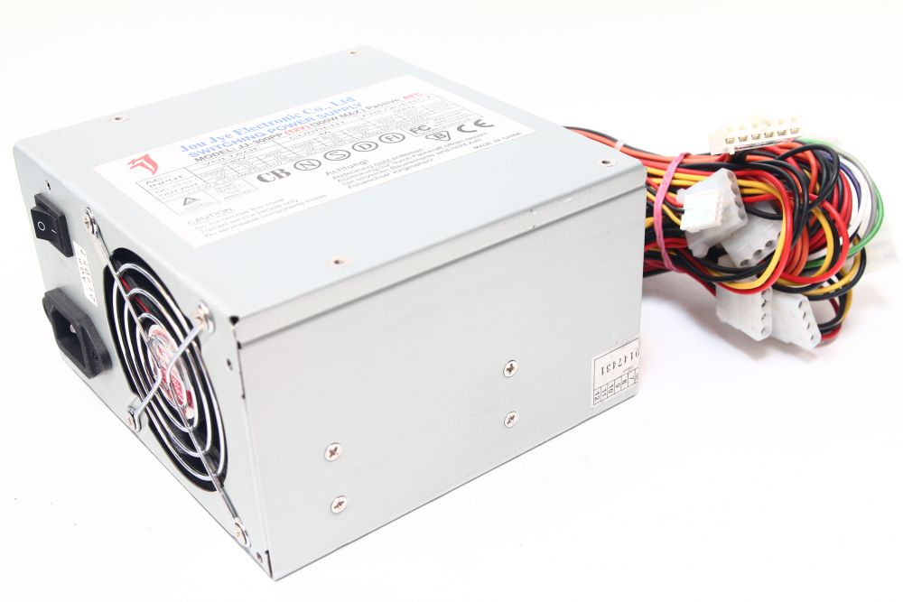 Jou-Jye-JJ-300PP-12V-300W-Switching-Power-Supply-ATX-Computer-Passive-PFC