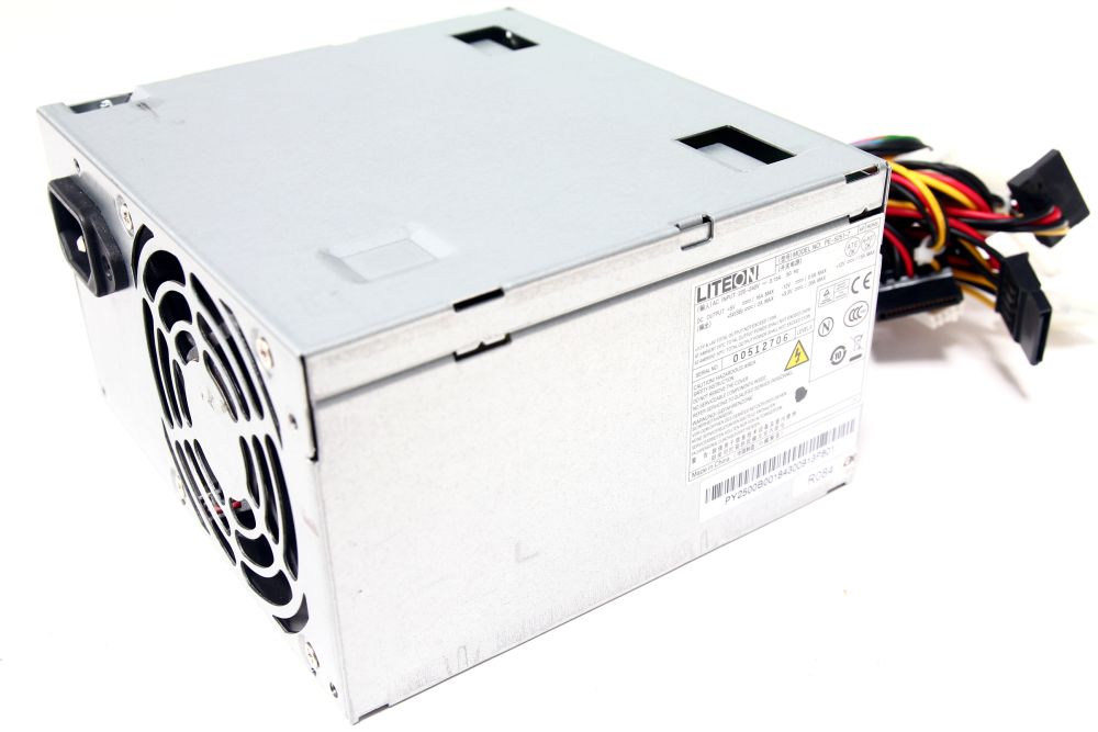 Lite-On PE-5251-7 250W Power Supply Acer P/N PY.2500B.001 20+4 Pin ATX Netzteil 4060787102140