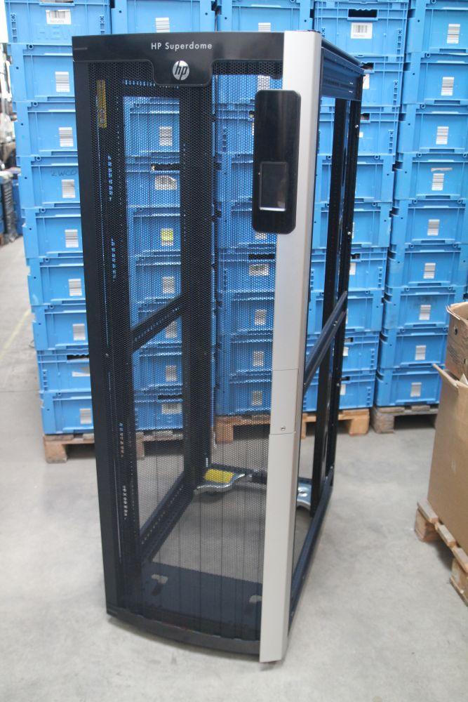 hp af002a 10636 g2 36u server rack mount cabinet 36he server schrank 409894 001. Black Bedroom Furniture Sets. Home Design Ideas