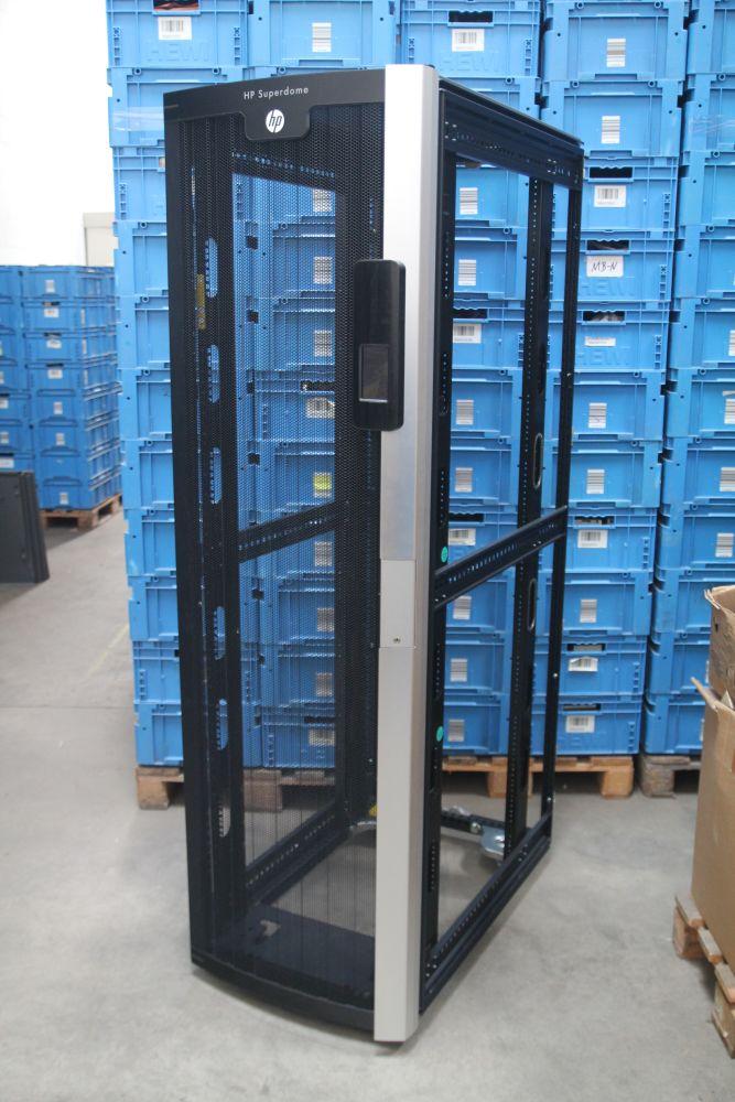 hp af002a 10642 g2 42u server rack mount cabinet 42he server schrank 383573 001. Black Bedroom Furniture Sets. Home Design Ideas