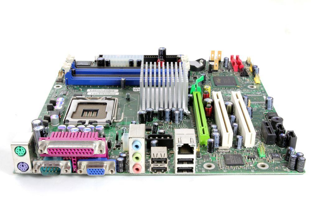 Acer C74545-202 System Board microATX Mainboard Intel Socket / Sockel LGA775 4060787250711