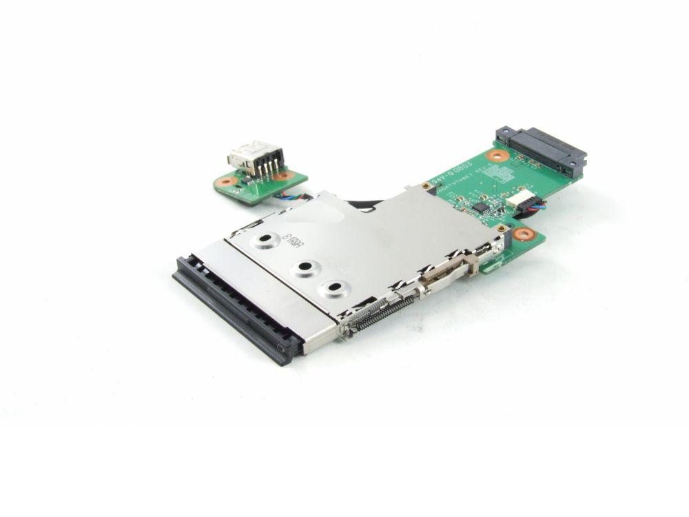 HP 35AT9NB0003 DV9000 Serie ExpressCard 54 Slot USB Port DD0AT9THC00 DA0AT9TH8E7 4060787255549
