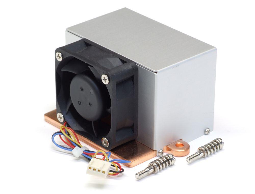 Copper Cooler Server Heat-Sink/Kühler 2U/2HE AMD Socket/Sockel 754 939 940 1207 4060787205063