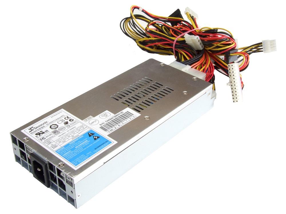 Modular 400Watt Server Power Supply PSU/Netzteil 1U/1HE ATX 12V 24 ...