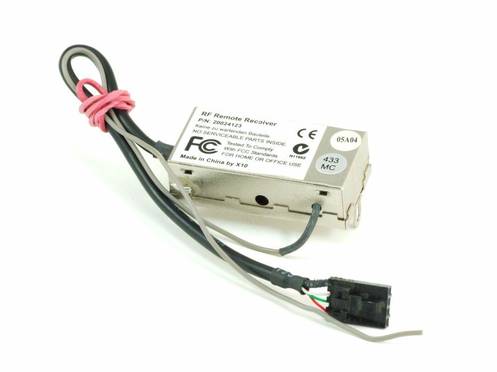 Rf remote receiver