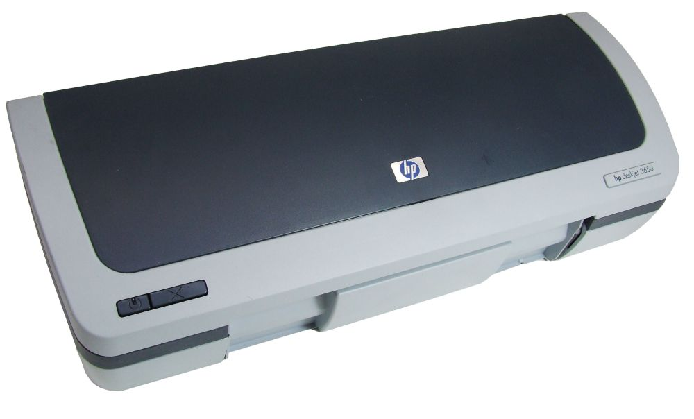 HP Desk-Jet 3650 Color Ink Jet Printer Tintenstrahl Farb-Drucker 4800 dpi C8974A 4060787227416