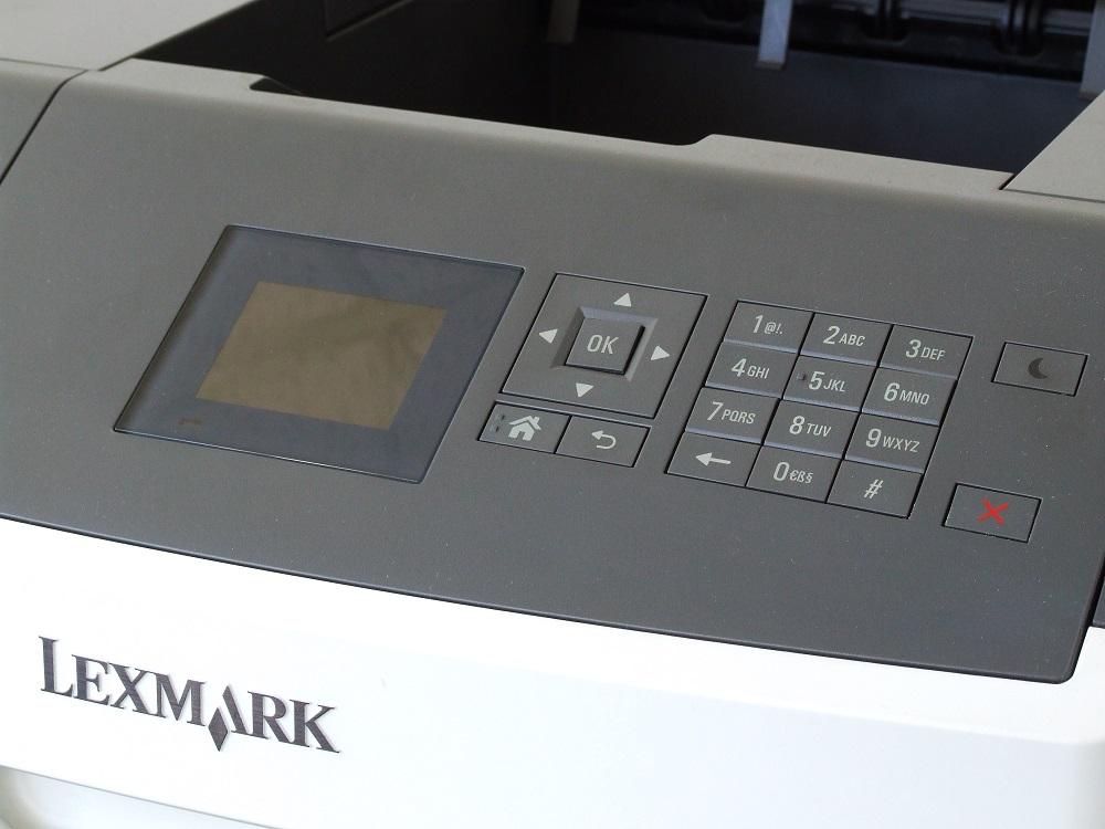 lexmark ms811dn mono b ro laserdrucker 60 s min 60 ppm. Black Bedroom Furniture Sets. Home Design Ideas