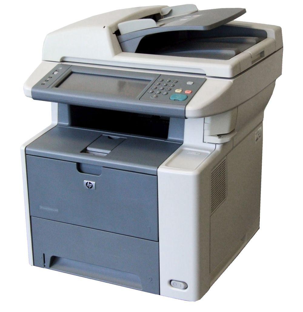 HP LaserJet M3035xs Schwarz/Weiß Laser-Drucker Kopierer Printer B-Stock/B-Ware 882780569904