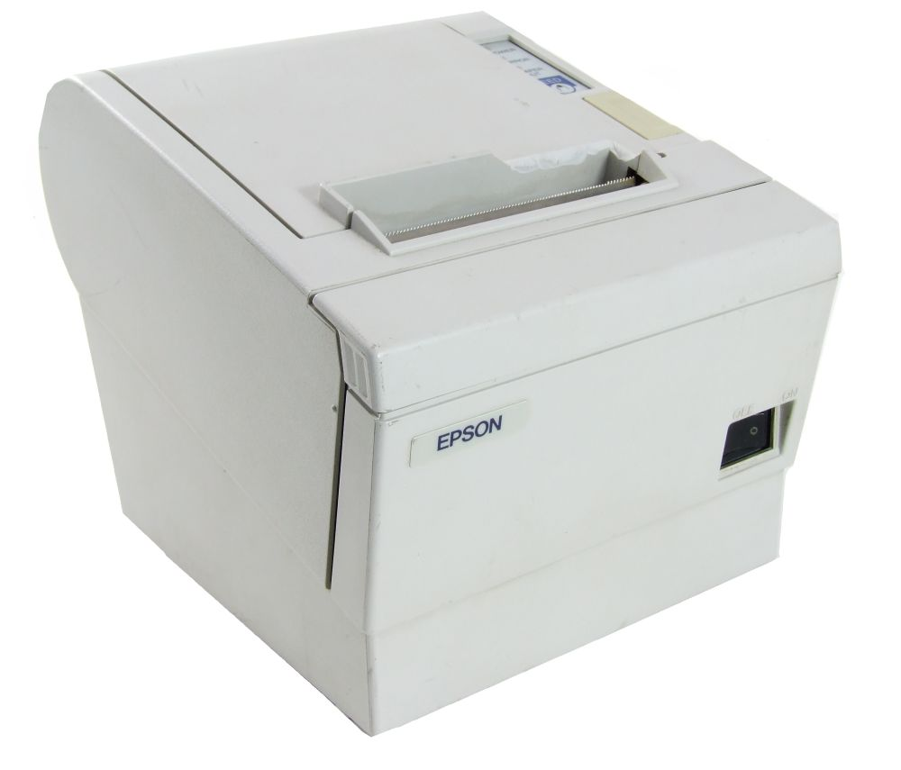Epson M129C Bon Kassen Drucker 25-pol. RS232 POS Printer TM-T88 B-Ware/B-Stock 4060787260529