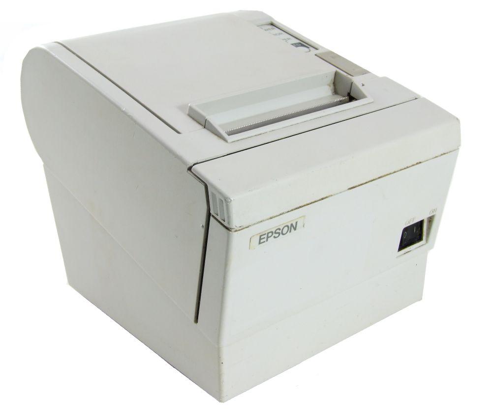 Epson M129B Bon Kassen Drucker LPT parallel POS Printer TM-T88II B-Ware/B-Stock 4060787260550