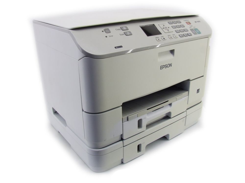 Epson WorkForce Pro WP-4515DN Tintenstrahl-Drucker Printer LAN USB faulty/defekt 4060787289391