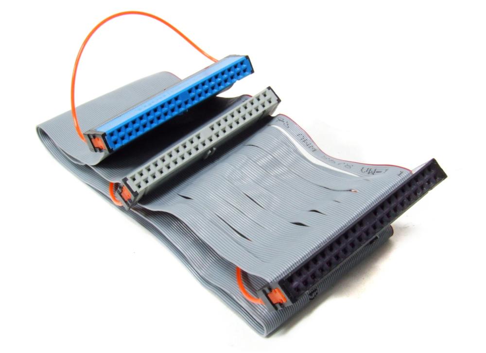 DELL UDMA P-ATA IDE 40-Pin 80-Wire CD DVD HDD Hard Disk Drive Ribbon Cable K1020 4060787109880