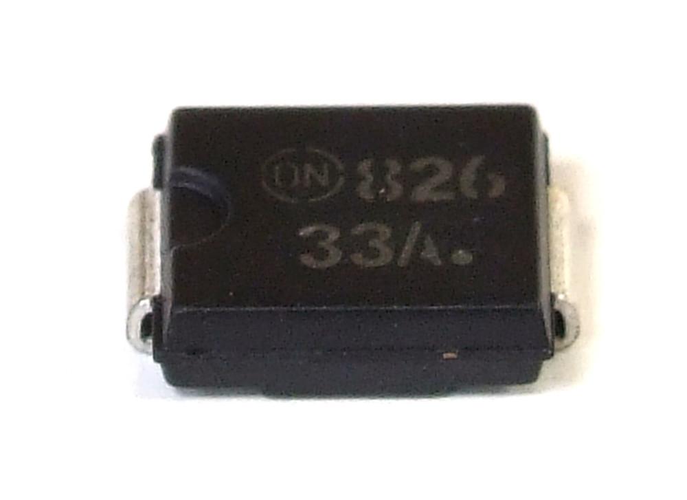 5x on sm15t33 transient voltage suppressor tvs diode case. Black Bedroom Furniture Sets. Home Design Ideas