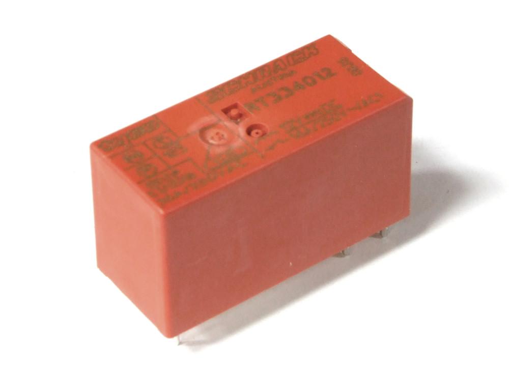 Schrack RT334012 6-Pin PCB Power Relay SPST-NO / Leistungs-Relais ...