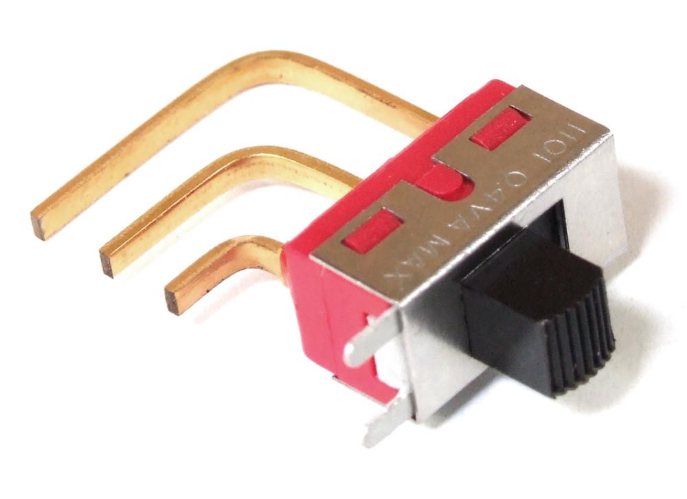 C&K 1101M2S3AV2BE2 3-Pin Miniature Slide Switch SPDT PCB / Mini ...