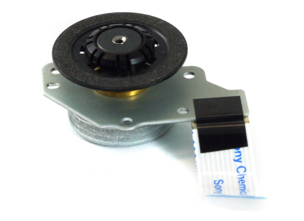 Brushless CD-Spindle DC BLDC Motor 11-Pin Spindelmotor Steppermotor m/ CD-Teller 4060787250902