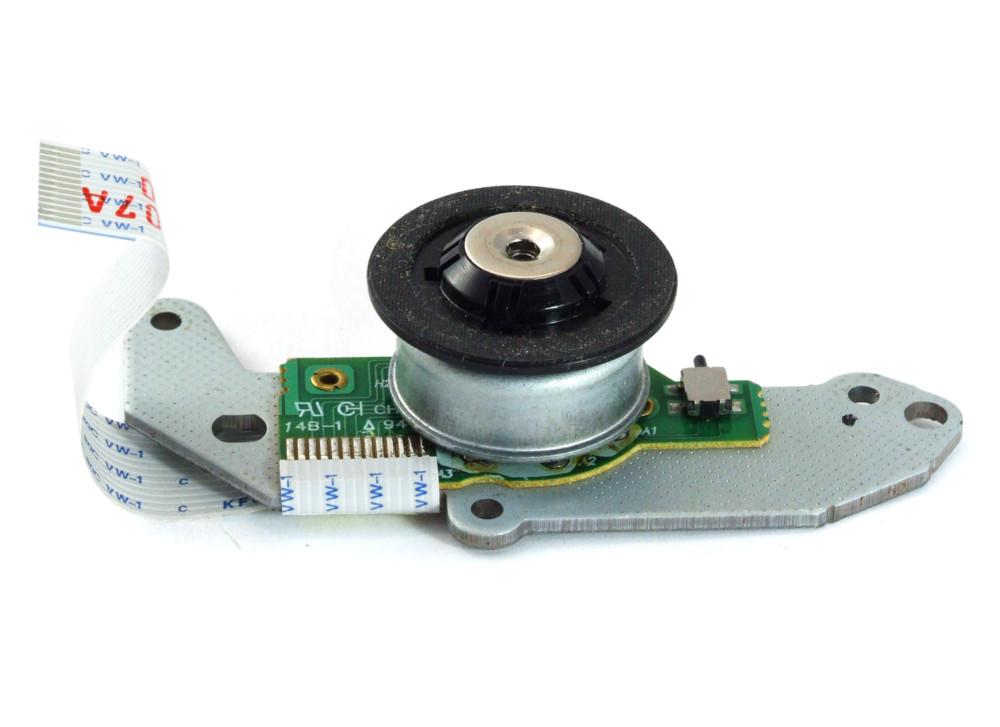 MSDH-R007A Spindle Disc Motor Hub 13-Pin Disk-Spindel Elektromotor Kleinmotor 4060787252197