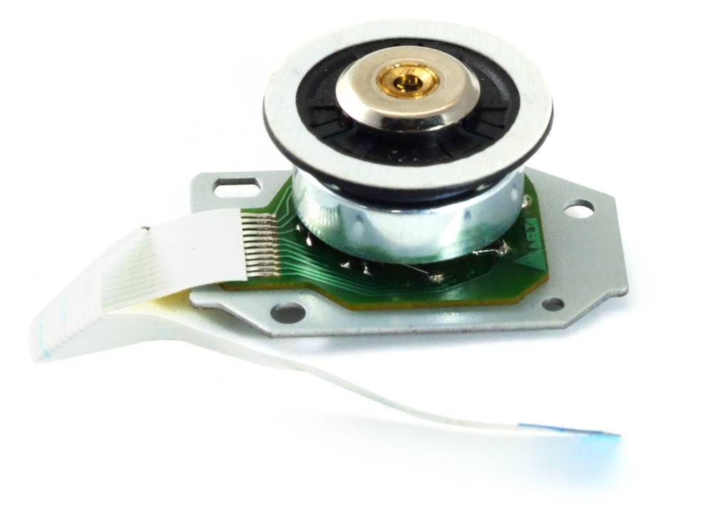 Miniatur Elektromotor Disk-Spindelteller Gleichstrommotor Disc-Spindle DC Motor 4060787252241