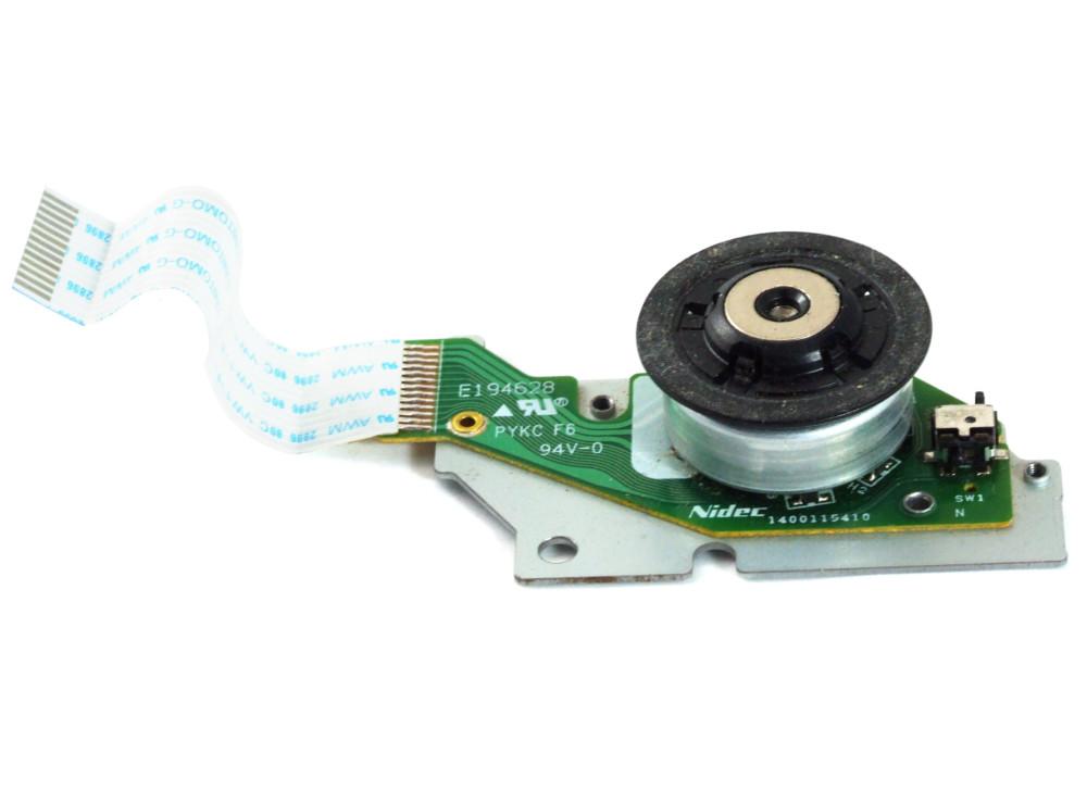 Nidec Mini Micro Electric Disk Motor 13-Pin Elektromotor Kleinmotor CD-Spindel 4060787252722