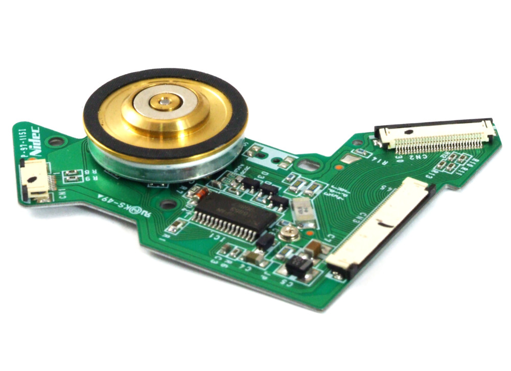 Nidec BLDC Brushless DC Spindle Motor Driver Controller Board Gleichstrommotor 4060787252739