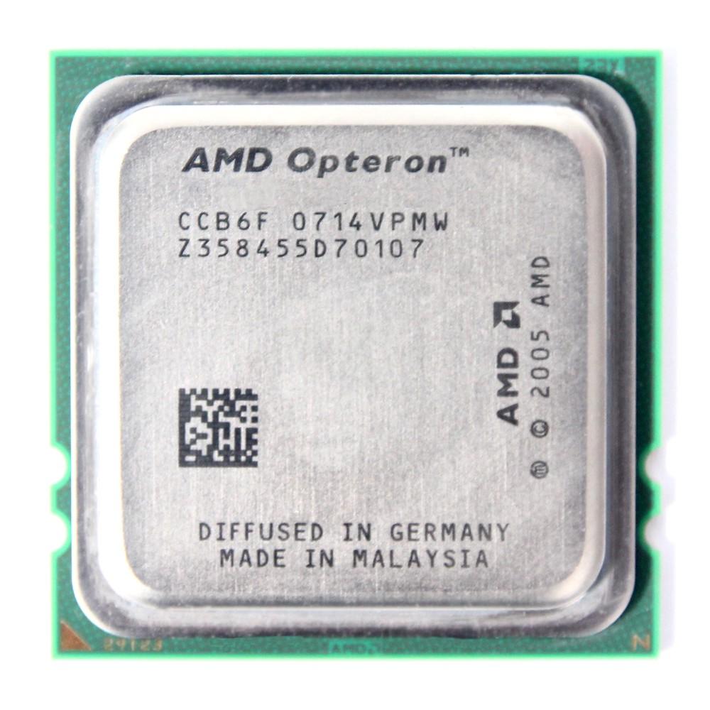 AMD Opteron 8216 2x2.40GHz OSA8216GAA6CY Sockel/Socket F Dual Core CPU Processor 4060787249531