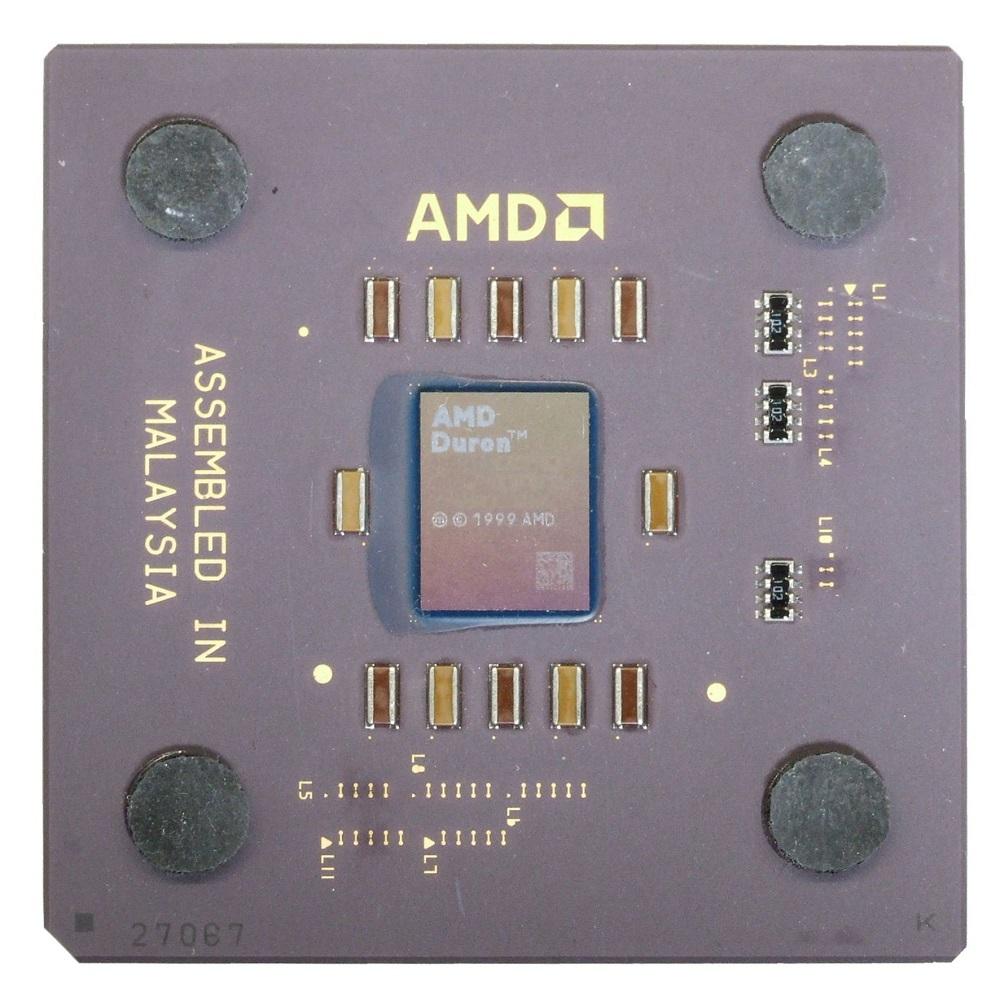 AMD Duron 1300 1300MHz/64KB/200MHz DHD1300AMT1B Sockel/Socket A 462 CPU Desktop 4060787179715