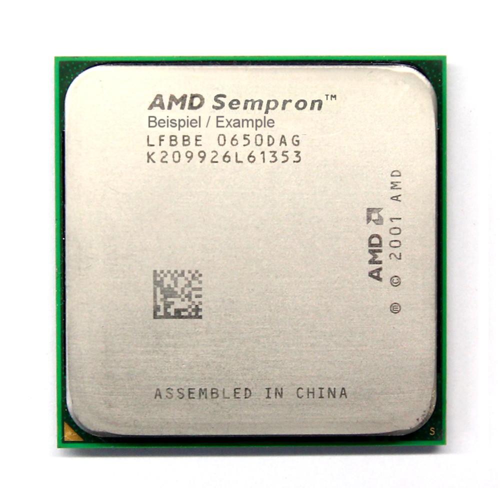 AMD Sempron 64 2800+ 1.6GHz/256KB Sockel/Socket 754 SDA2800AIO3BX CPU Processor 4060787024831