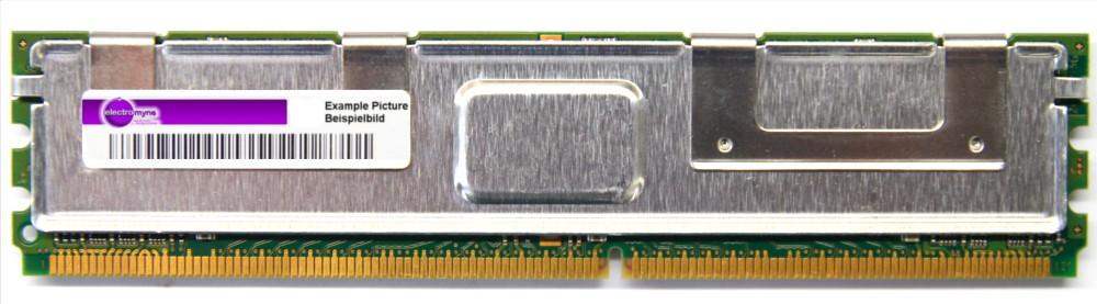 4GB Princeton DDR2 PC2-5300F 667MHz 240pin ECC FB-DIMM GPM667EF005/4GB/O CL5 4060787250452