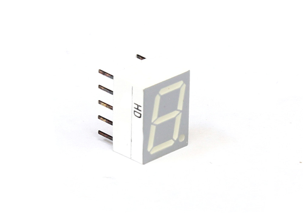 Seven-7-Segment-LED-Display-Red-Sieben-Anzeige-Rot-10Pin-HD-1105-R-Common-Anode