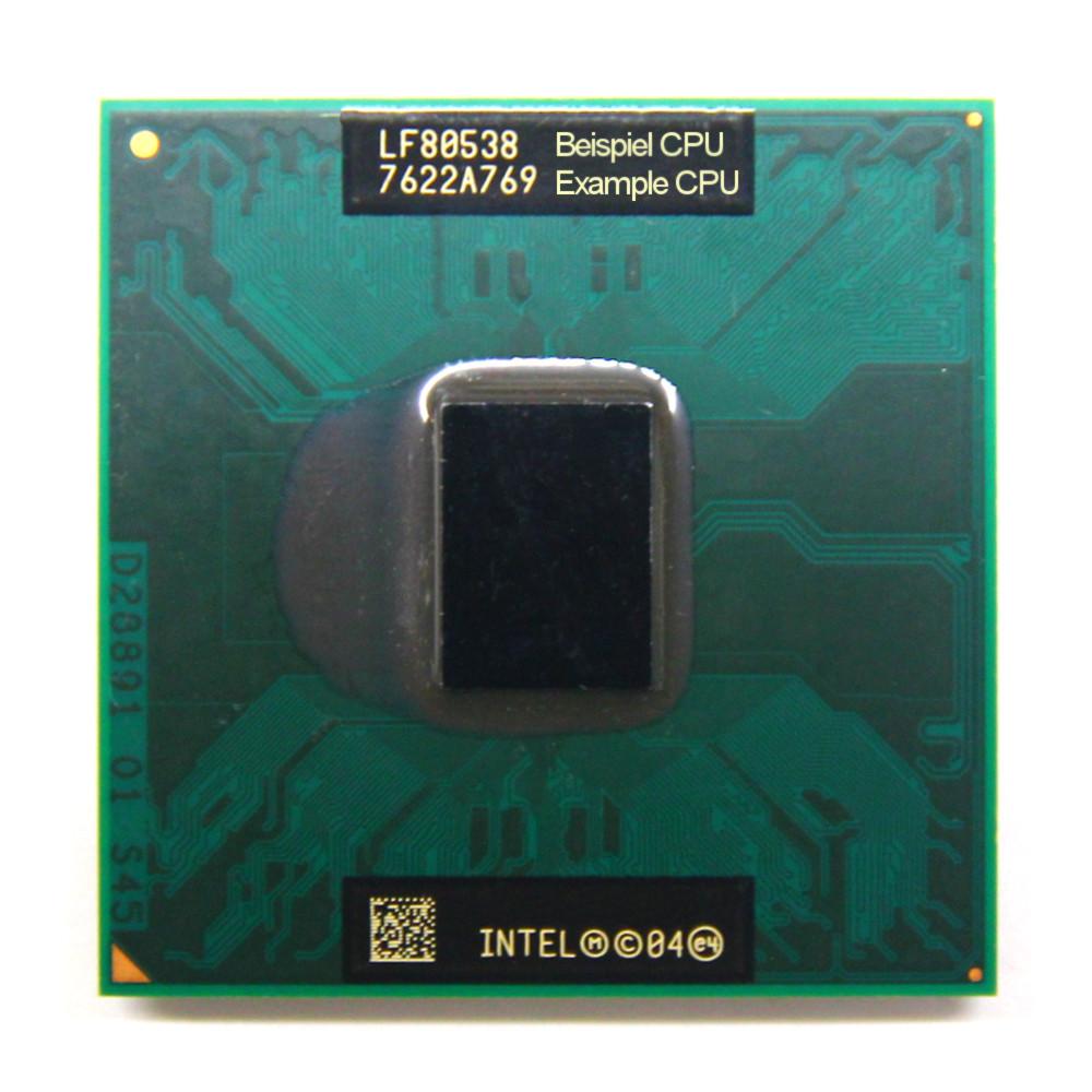 Intel Core Duo Processor T2400 CPU SL8VQ 1.83GHz/2MB/667MHz FSB Socket/Sockel M 4060787250162