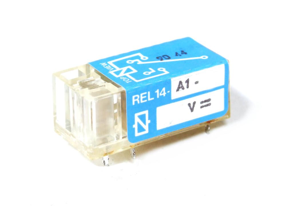 Erni REL14-A1-5.5 15V-DC Miniature PCB Relay Blue/ Relais ...