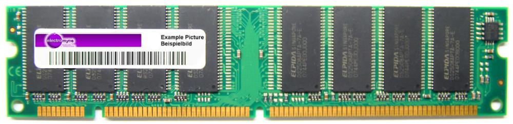 256MB PC-133-MHz SD-RAM Single-sided 168-Pin Pol DIMM Desktop memory Computer 4060787172518