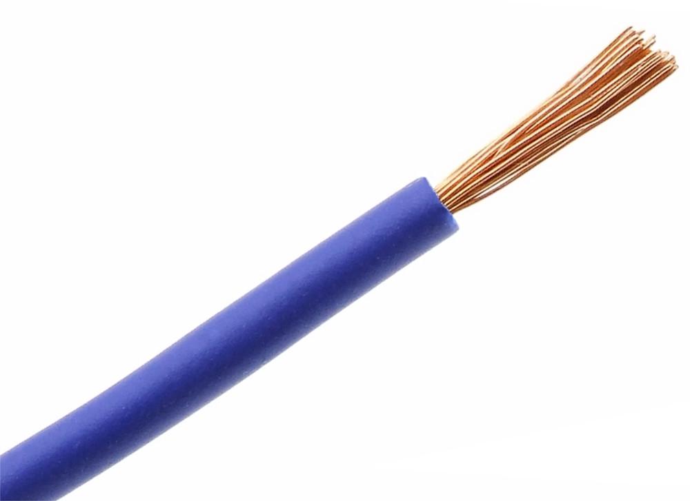 10cm 1x0.75mm² H05V-K Kupfer Litze Draht Kabel Leitung Hook-Up Wire ...