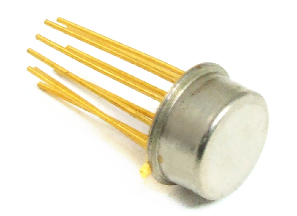 Siliconix DG200BA 2-Channel CMOS SPST Analog Switch Transistor TO ...