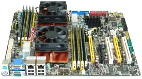 MSI Speedster2 Server Mainboard