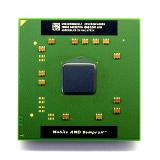 NEW AMD Mobile Sempron 3000+ 1.8GHz Socket/Sockel 754 Laptop CPU SMS3000BQX2LF