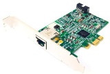 NEW HP FS215AA Broadcom NetXtreme GbE Gigabit Ethernet Plus LAN PCI-e NIC Card